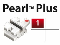 Pearl™ Plus Roth .018 UR1 - Centrale Sup. D  +12°Torq  +5°Ang - 5/pk