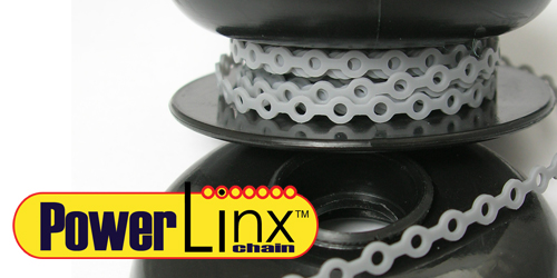 Power Linx™ Chain - LONG CLEAR (Espacé Transparent) - 1 bobine